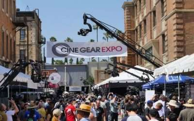 Cine Gear Expo Announces 2021 Dates