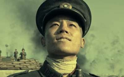 Chinese Blockbuster The Eight Hundred Graded by Zhang Gen Using DaVinci Resolve Studio