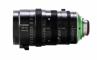 FUJIFILM LAUNCHES FUJINON PREMISTA 19-45mm T2.9