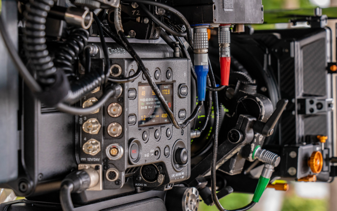 Staying Safe On Set with VENICE Remote Operation Cinematography
