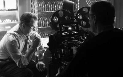 Oscar-winning DP Erik Messerschmidt ASC talks about crafting Mank's period aesthetic with modern tools