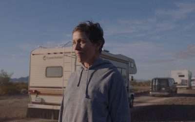 Joshua James Richards on shooting Nomadland