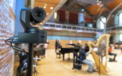 The LSO and Panasonic ensure the music plays
