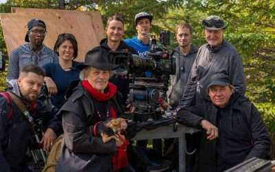Watch: Life and career advice from Emmy-winning DP Roy H. Wagner ASC