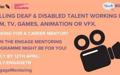 ScreenSkills ENGAGE mentoring programme