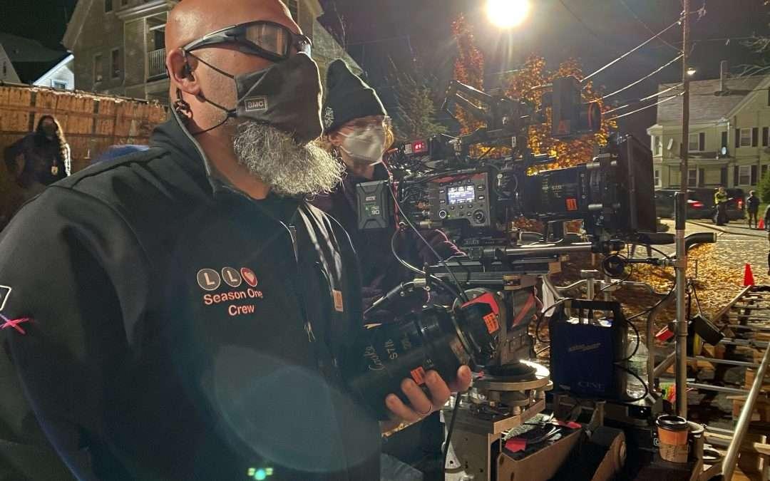 DP Adrian Peng Correia uses Cooke S7/i Full Frame lenses for Kevin Can F**k Himself