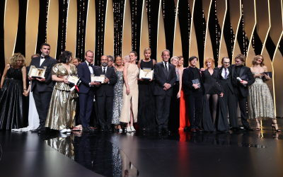 74th Festival de Cannes – All the Awards!