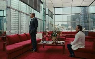 Rosco SoftDrop re-creates the 1980s Manhattan skyline for Halston on Netflix